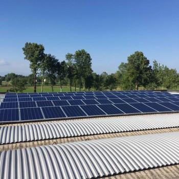 Impianto fotovoltaico 20kw, Carpenedolo (BS) (2)