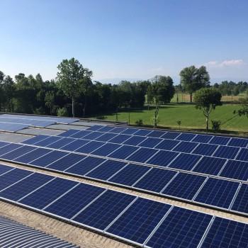 Impianto fotovoltaico 20kw, Carpenedolo (BS)