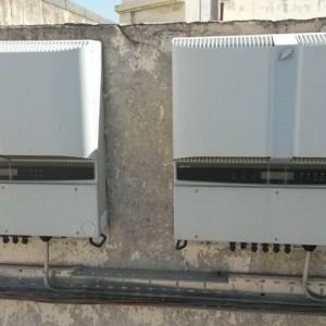 Impianto fotovoltaico consolato italiano a Marrakech (3)